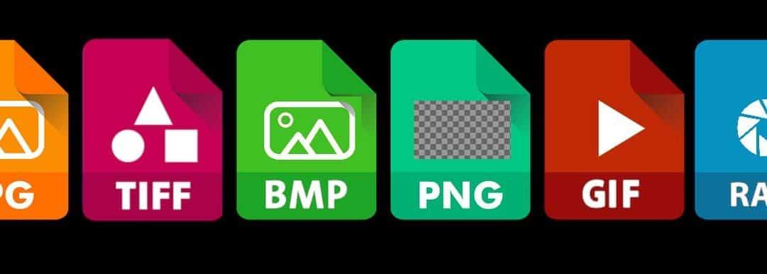 Quelles différences entre les formats d'image JPEG, PNG, GIF, BMP et quand les utiliser?