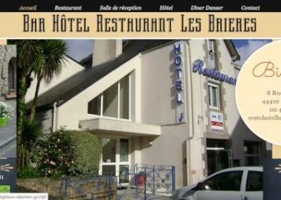 Hôtel Restaurant Les Brières