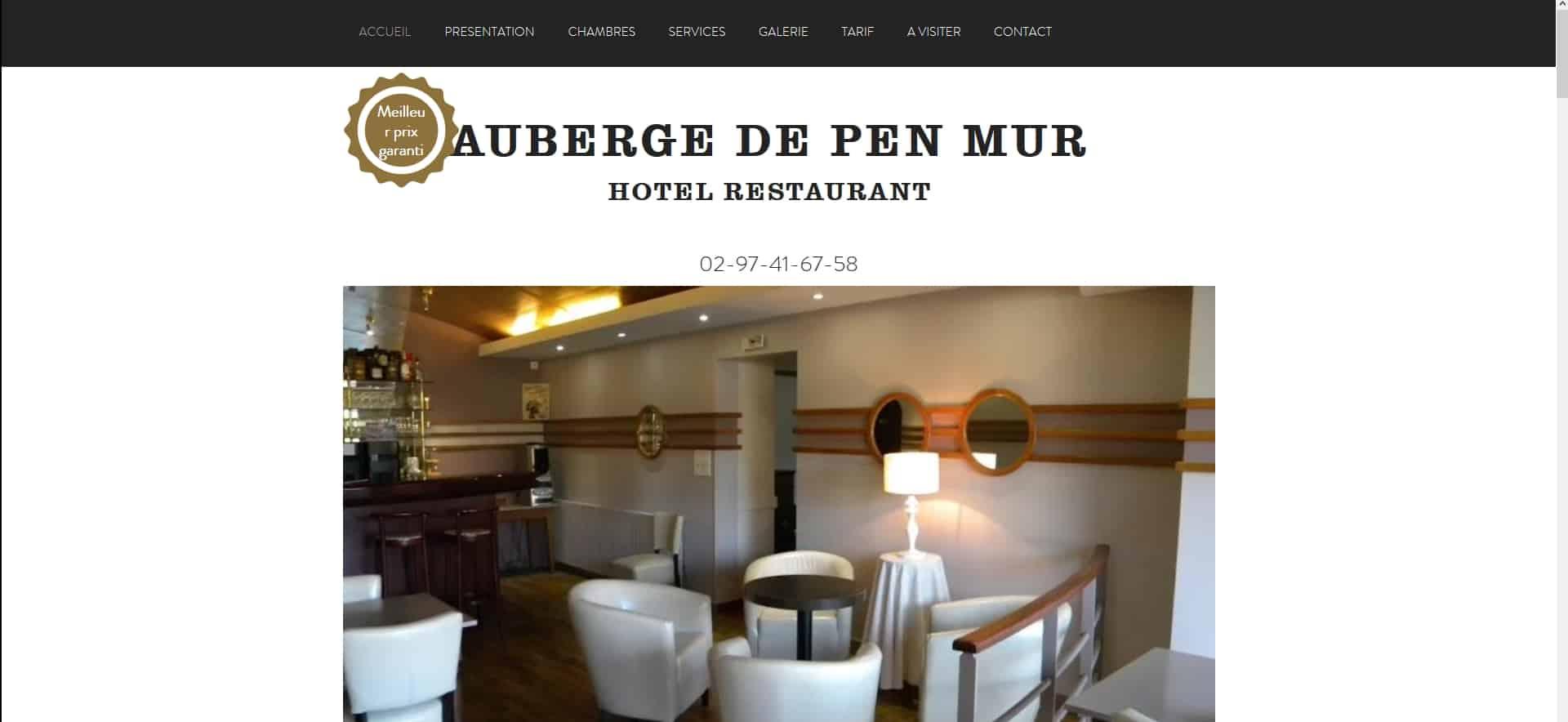 hotel muzillac restaurant