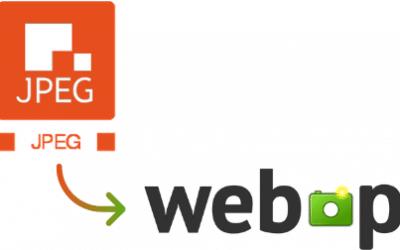 Format WebP: quelle utilité pour votre site internet? Comment convertir vos images?