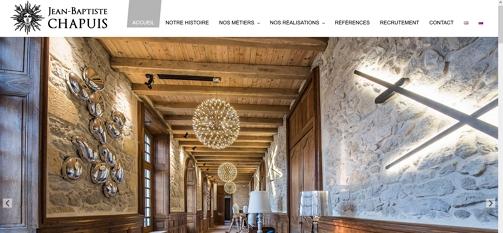 site web ateliers chapuis muzillac morbihan